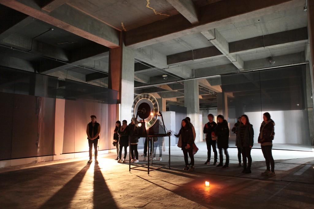 공터프로젝트, Historia(연초제조창), Visual Documentation, Cheongju Korea Tobacco & Ginseng Corpo, Cheongju, 2012